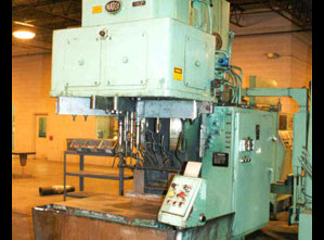 NATCO G316 Multispindle drilling machine