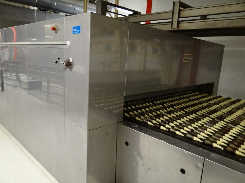 Tunnel de cuisson den boer president machines d 39 occasion for Machine de cuisson