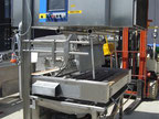 Machine de production de chocolat Tetra Pak 900 Hoyer Enrober
