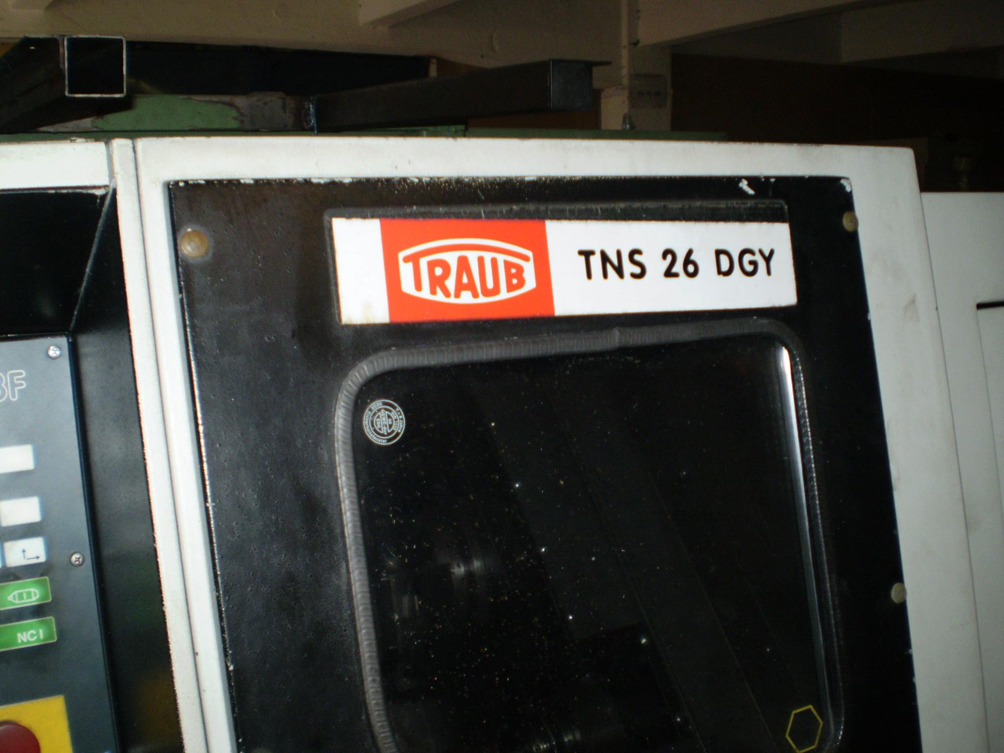 tns machine