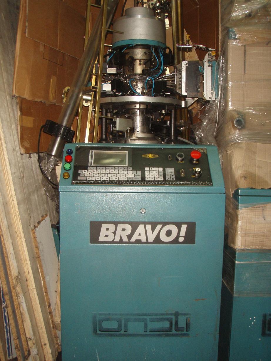 Used Lonati Bravo Dl3c Socks Machines Exapro