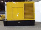 Caterpillar C-15 Generator set