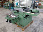 LUREM C410S Wood combined machine