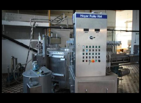 hoyer machine
