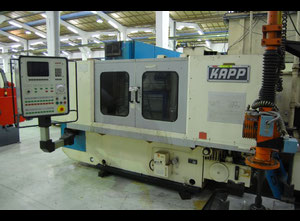 Used Kapp VAS 433 Gear grinding machine