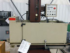 USED HANSVEDT MODEL 1004 H-PULSE EDM MACHINE, 100 AMPS