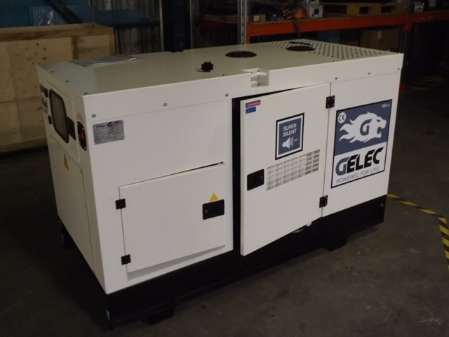 arrivage groupes electrogenes diesel gelec 20 kva machines. Black Bedroom Furniture Sets. Home Design Ideas