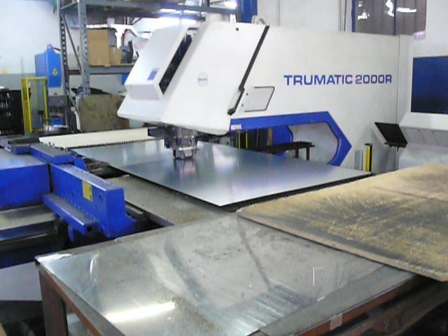 trumpf trumatic punching machine