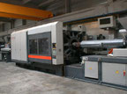 Used SANDRETTO MEGA T 820/6434 SEF 100 Injection moulding machine