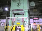 Wilkins & Mitchell S1-750-42-48 750 t Cold forging machine