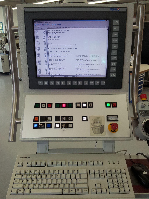 dans machine tool inc