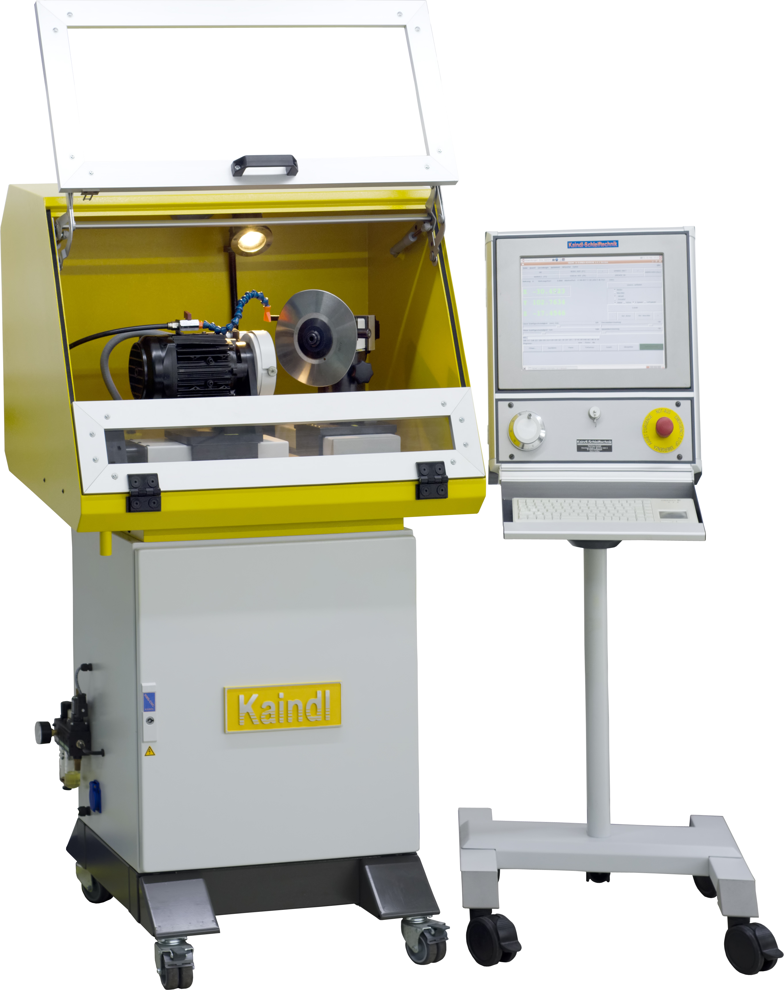 rms machine