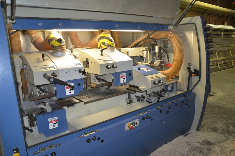 Weinig Powermat 1000 Moulder Exapro