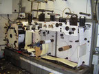 FOCUS 250 Labels printing machine - flexo