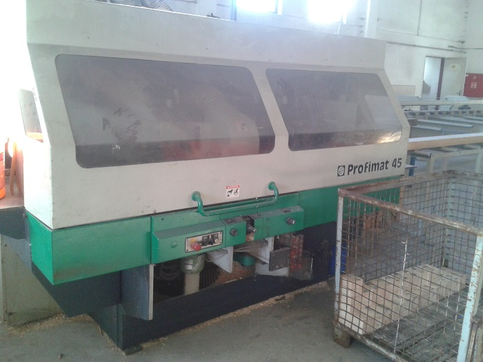 Fresadora de madera weinig profimat 45 maquinas de segunda - Fresadora de madera ...