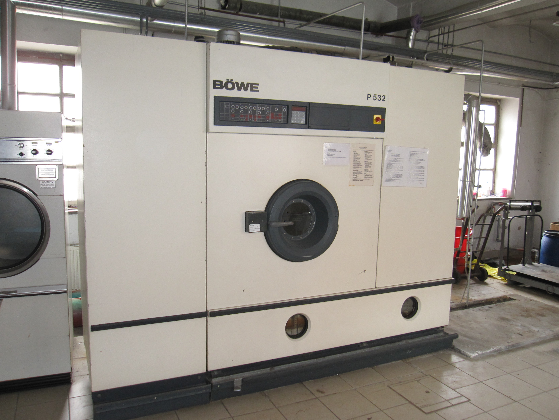 Used BOWE PASSAT P532 Dyeing machine - Exapro