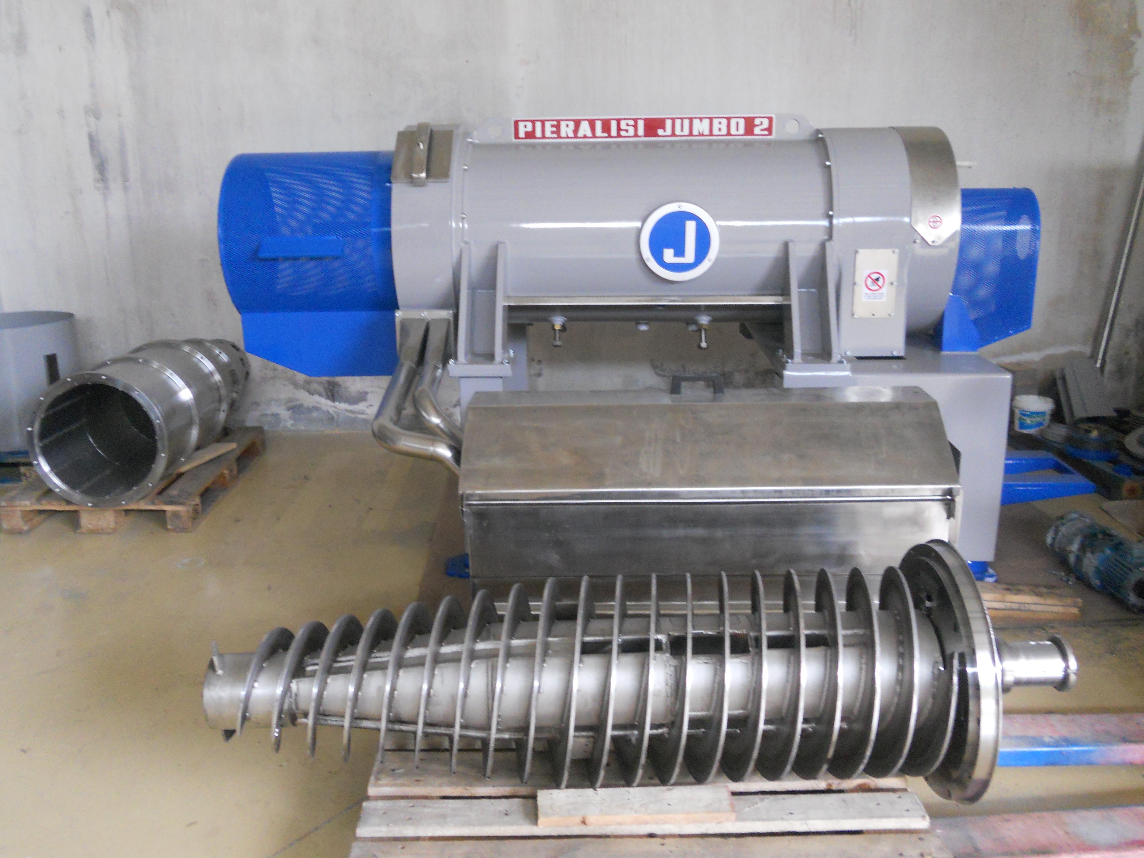 Pieralisi Jumbo 2 Machine - Exapro
