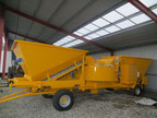 Used Mobile concrete plant  M - 2200