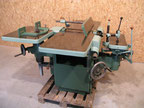 LUREM RDMT410 Wood combined machine
