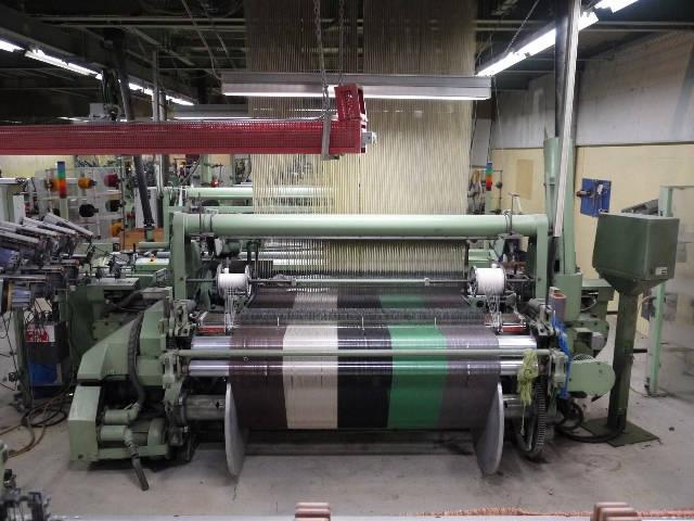 Sulzer G6100 Jacquard Bonas Rapier loom - Exapro