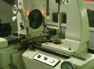Klingenberg PFS 600 lead and profile gear testing machine
