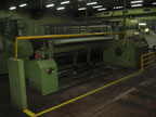 Used BENNINGER Warp sizing machine