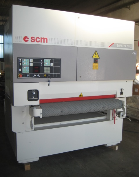 SCM SANDYA 15/S RRR 135 Calibrating machine - Exapro