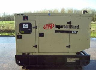 Ingersoll Rand G66 Generator set - Exapro