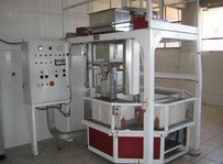 Vitervaccum - Various filling machine