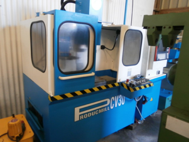 centre usinage vertical producmill cv30 machines d