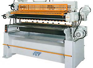 FIN 4R Gluing machine