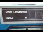 Wohlenberg 92 PTC Paper guillotine