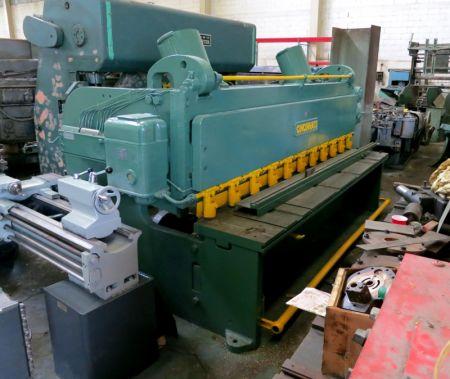 Cincinnati 2510 Mechanical Shear Exapro