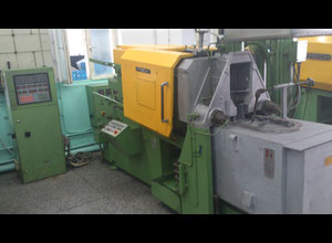 Used injection molding machine Frech DAW 90 to ZnAl