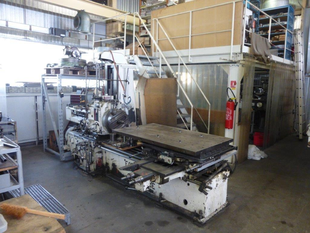 Metal working workshop for sale with Mitsui Seiki machining centers ...