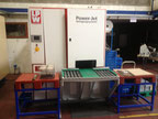 LPW POWERJET 530 Parts cleaning machine