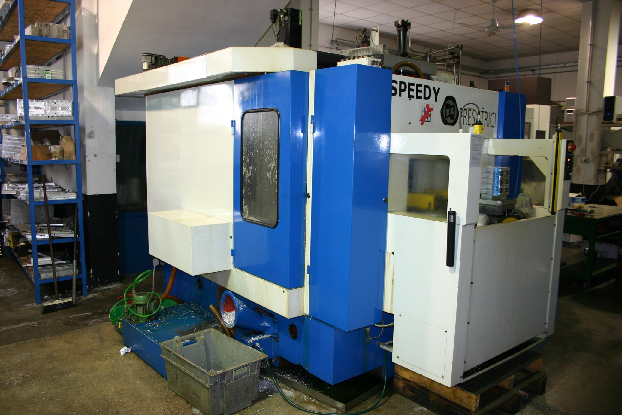 t c speedy horizontal machining centre exapro. Black Bedroom Furniture Sets. Home Design Ideas
