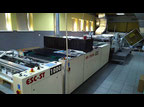 Used Sakurai Maestro MS 102AII Screen printing machine