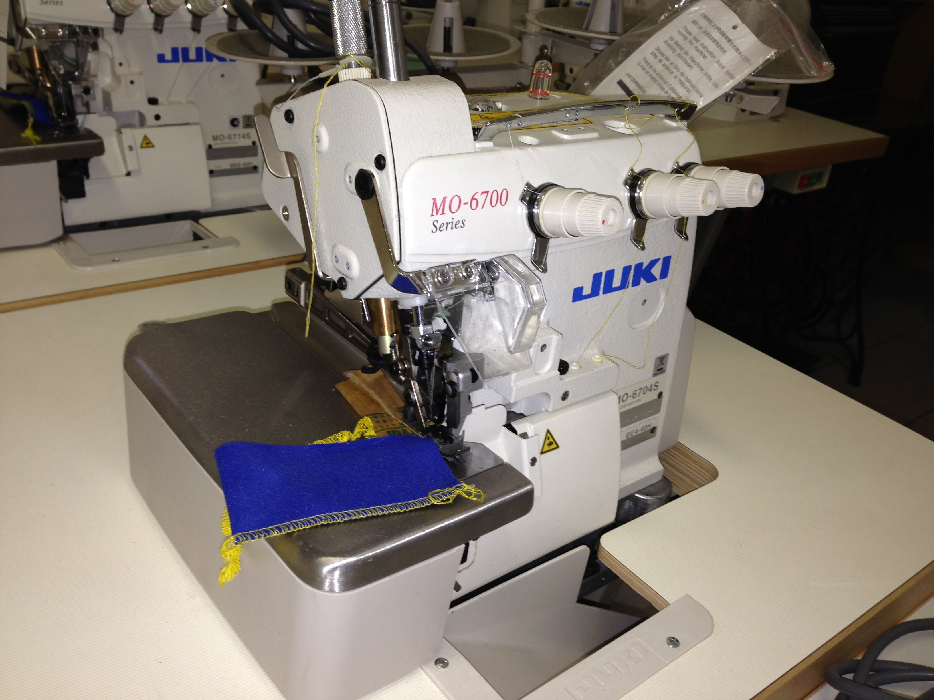new juki sewing machine