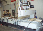 Morbidelli Author X 5.36 Evo Wood CNC machining centre