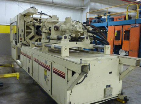 used cincinnati milacron injection molding machine