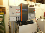 Used Brother HS 70A Wire cutting edm machine