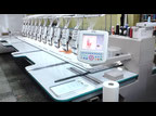 RICHPEACE EMBROIDERY MACHINE RPV-912