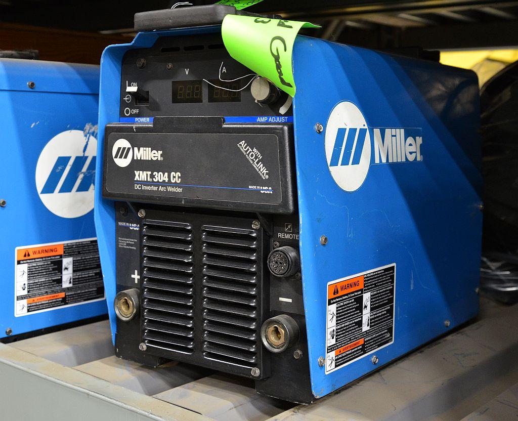 welding machine miller