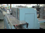Used Wohlenberg 44FM 50 Three knife trimmer