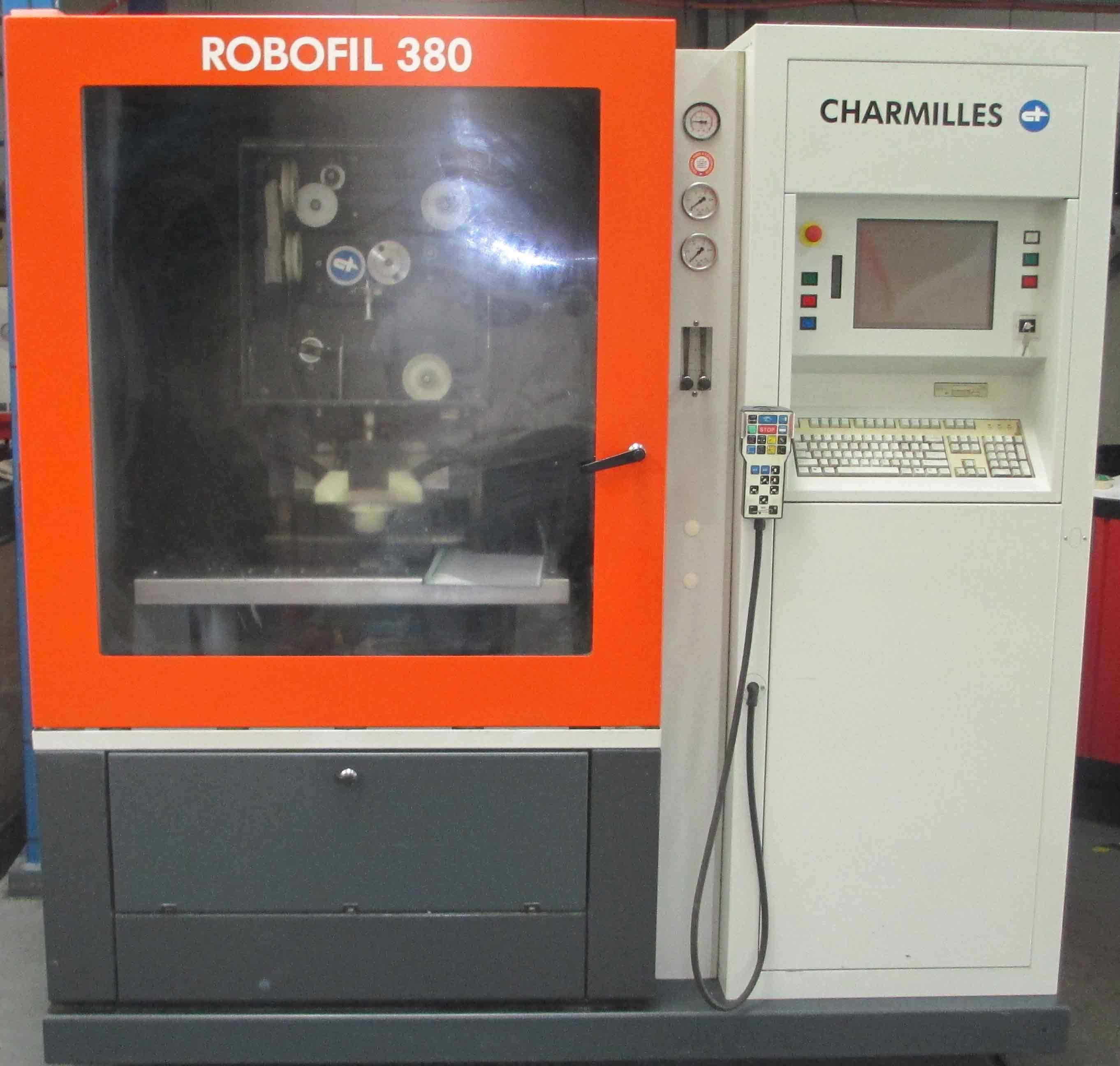 charmilles edm machine