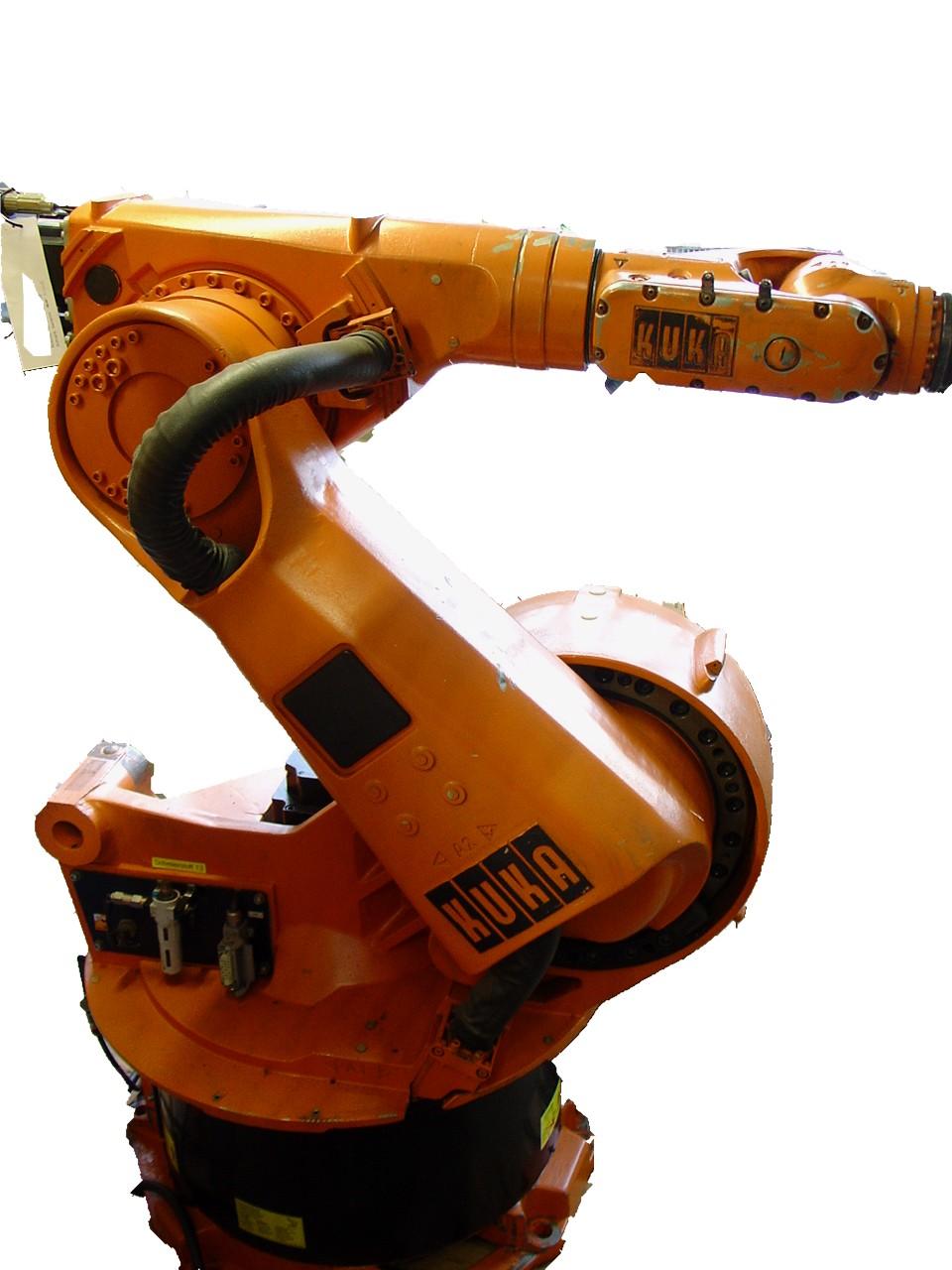 KUKA KR30/2 Industrial robot - Exapro