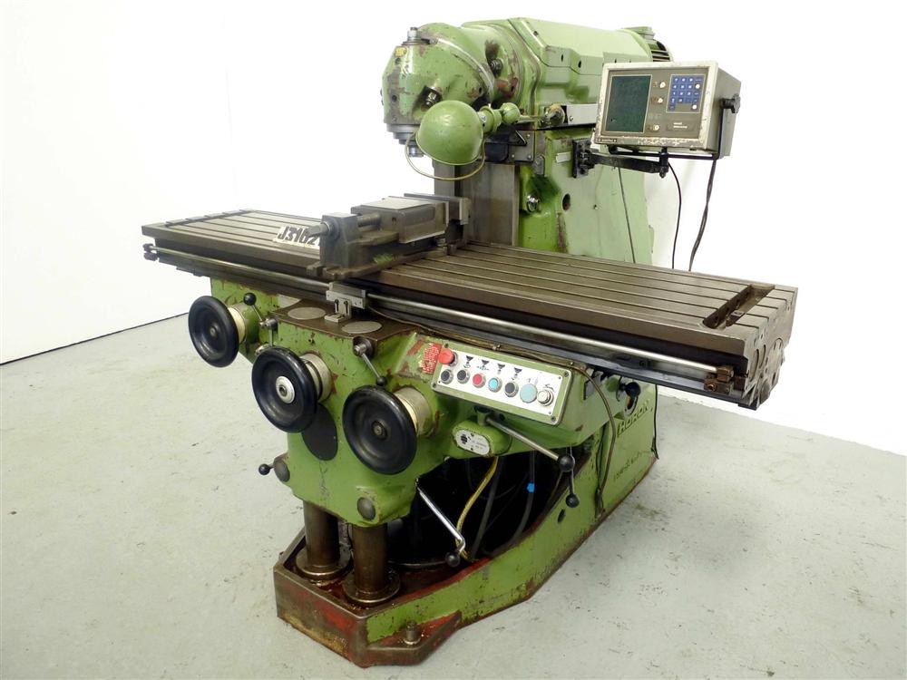 huron machine