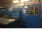 Used Finn Power 25151 CNC punching machine