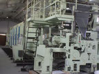 Harris M 1000 A Web continuous printing press